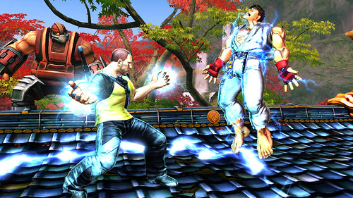 Street Fighter X Tekken for PS3 and PS Vita: Cole