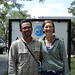 <b>Laura C. &amp; Russ R.</b><br />&nbsp;7/20/2011  Hometown: the internet  Trip: The Path Less Pedaled From Portland, OR around the world!