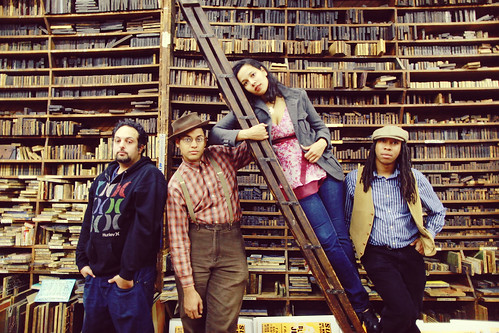 Carolina Chocolate Drops @ Oregon Zoo