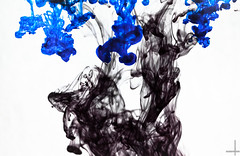 it017 ([bendersama]) Tags: abstract water ink canon h2o ef cmyk inkinwater inktank ef50mmf18mki bendersama eos5dmki