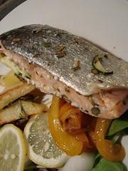 salmon - p-pomme de