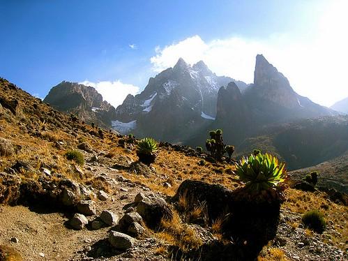 Mt Kenya 2