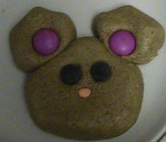 IC31: Peanut Butter Playdough Teddy