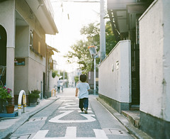 early morning light #1 (Hideaki Hamada) Tags: pentax 67ii earlymorninglight
