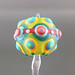Single Bead : Colorful Dot