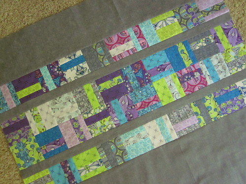 Kingdom Quilt - top a