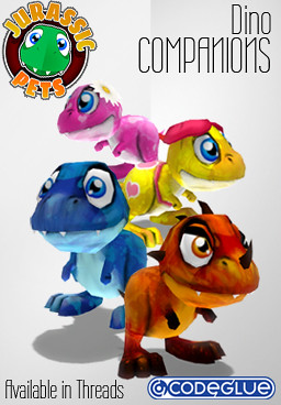 Jurassic Pets for Home
