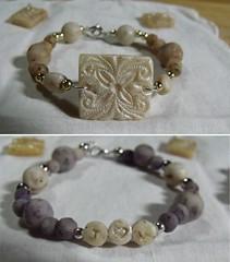 Iron Craft - Sculptural (bracelets)