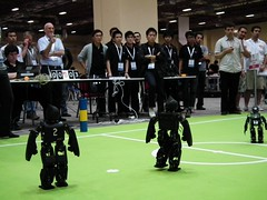 RoboCup 2011 (SingaporePoly) Tags: robot singapore engineering sp poly robotic robocup