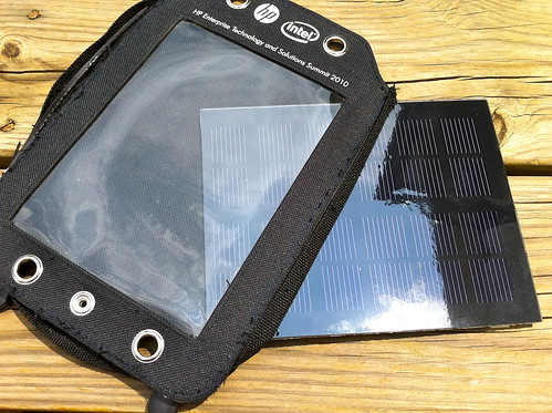Solar Panel Hacking Project