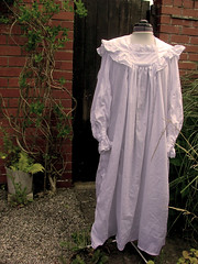 Endless Dreams Cotton Nightgown Front