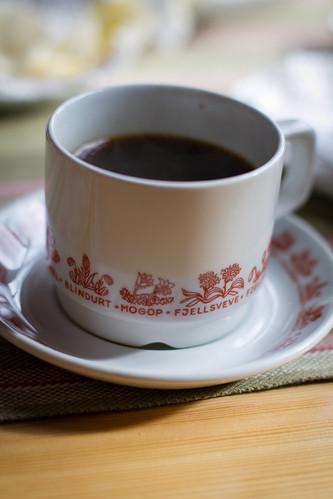 Frokost kaffe
