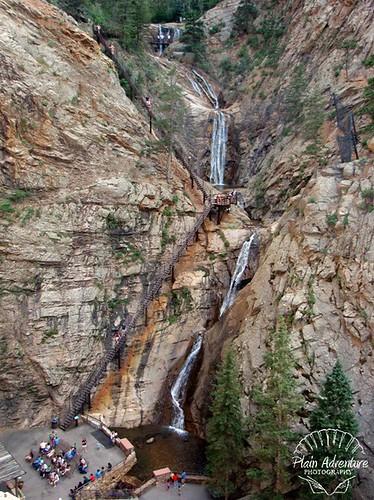 Seven Falls – Colorado Springs