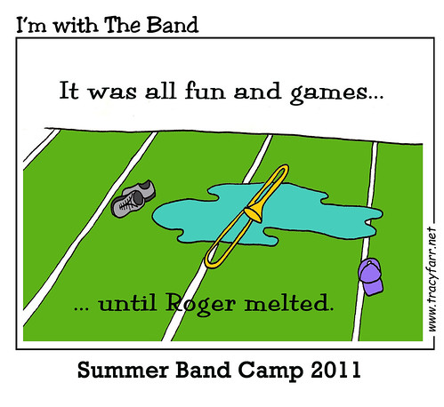Summer Band Camp 2011