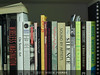 Zuiko bookshelf test f/4