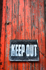 Keep Out (Keith Mendel) Tags: pattern meetup challenge srm focalpoint tamron2875mmf28 southeasternrailwaymuseum repetitivepatterns