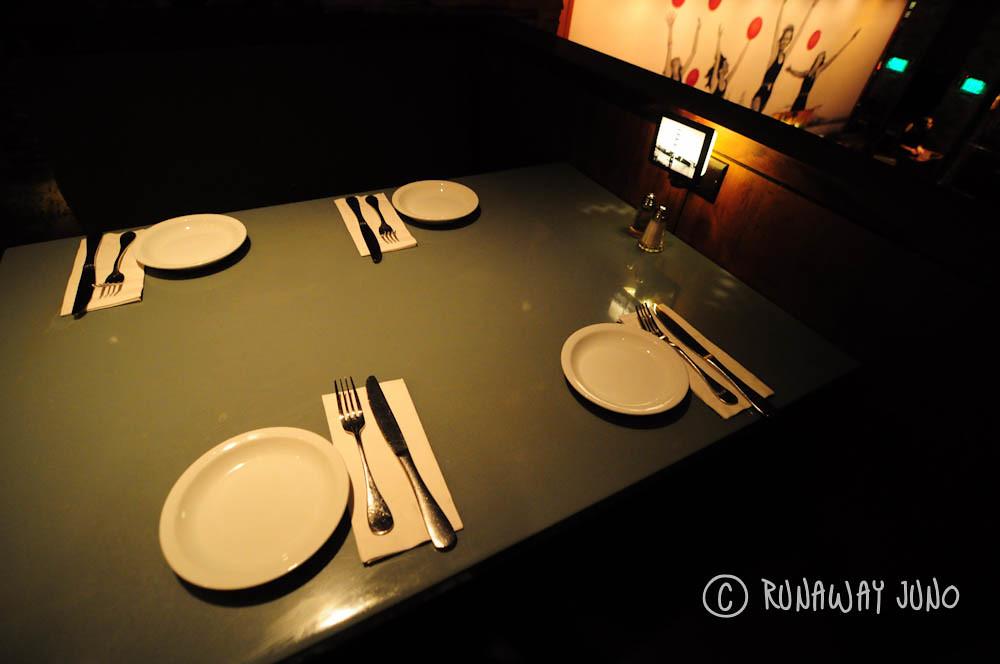 Jones Stephen Starr Restaurant Philadelphia Table