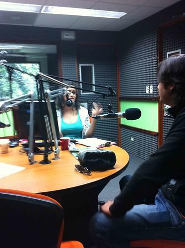 The Pueblo story on Radio 101.9 fm