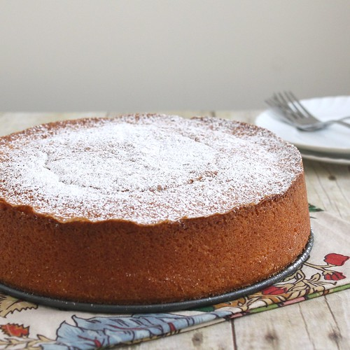 Almond Cake
