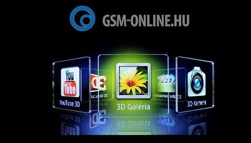 LG Optimus 3D galéia 2