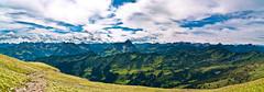 Voralberg pano (1yen) Tags: panorama photoshop austria panoramic ist ifen 4exp austriaalps sllerhaus dashchste