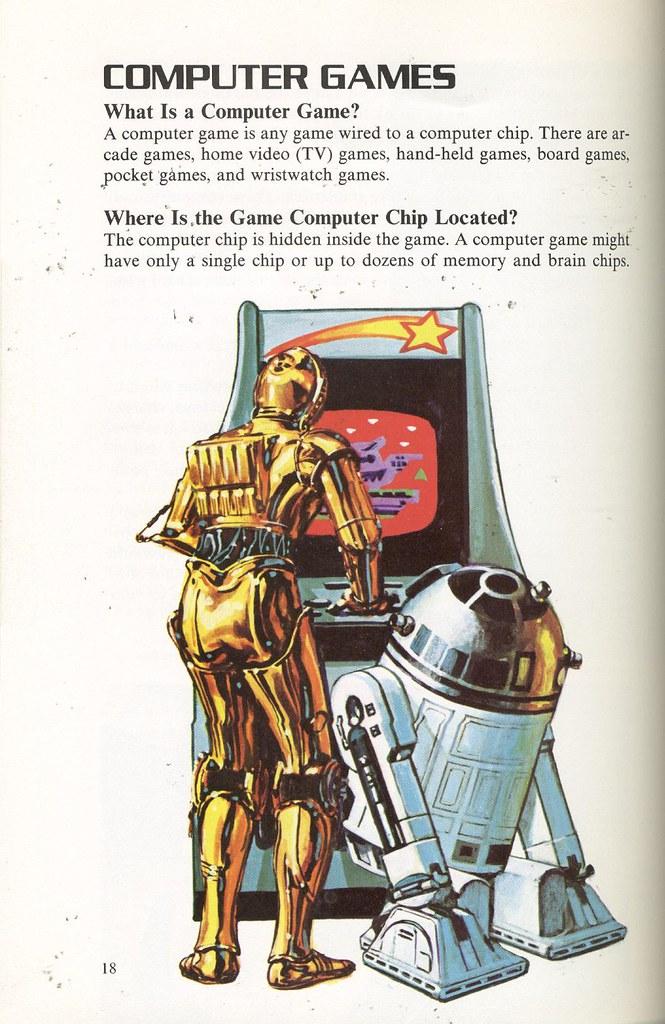 SW Q&A arcade