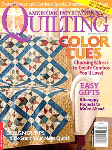 American Patchwork and Quilting - October 2011