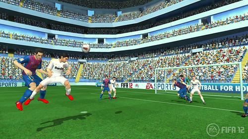 FIFA 12 on Wii