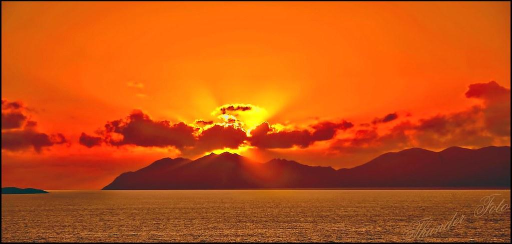 Holbourn Island @ Bowen Sunrise
