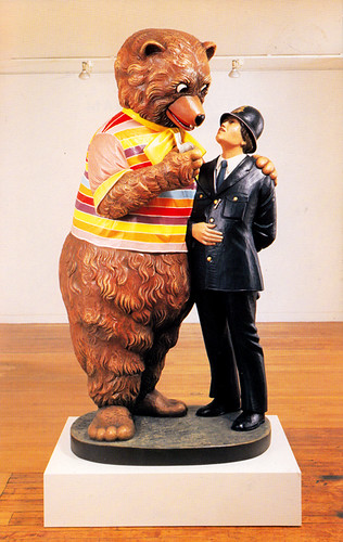 Bear and Policeman 1988