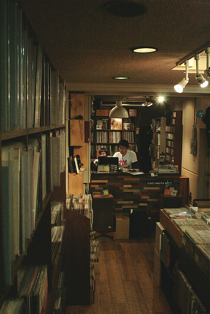 RECORDS SHOP, Ikebukuro, COCONUTS IMG_8615