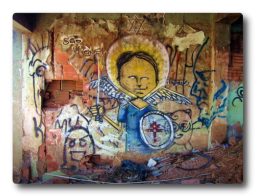 Graffiti Chapel #3
