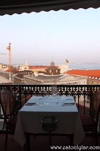 Interior, Restaurante Tágide