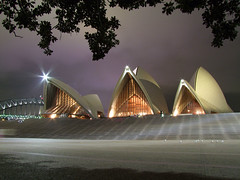 Sydney Opera House by Night (2)
