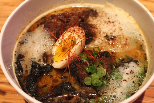 Oxtail Ramen at Breadbar