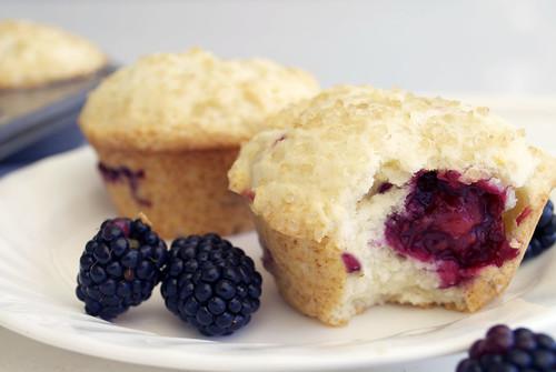 lemonricottablackberrymuffin