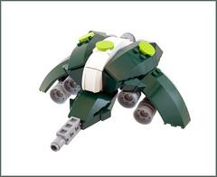 Invidia (Titolian) Tags: ship lego space jets alien latin future laser spaceship title invidia