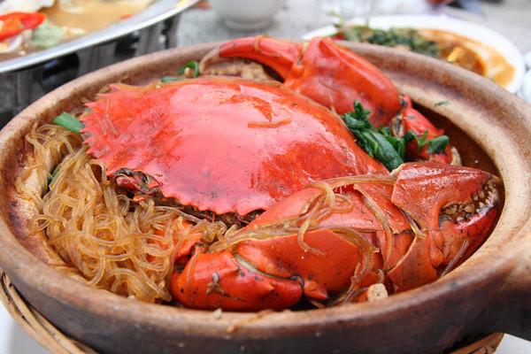 Crab.Vermicille
