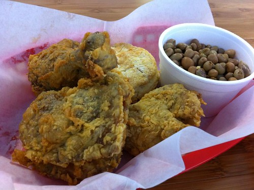Buttermilk Fried Chicken (Dahlonega)