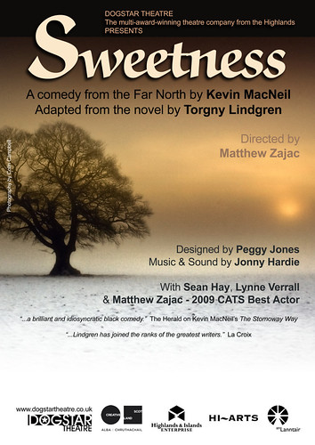 Sweetness A3 POSTER