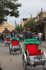 Tricycles - Hoi An (Tom Evensen) Tags: asia tricycle vietnam hoian