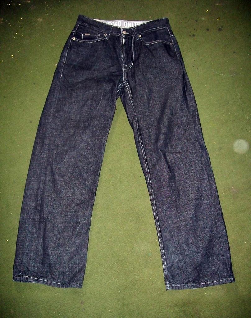 711520792e696 Jeans Ecko Unltd (Tienda Elevate (Ropa Rapera)) Tags  chile tiendita  ropaamericana