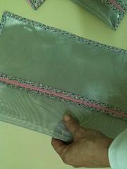 """Pasta da  Feltro Flor! (""""Feltro Flor"""") Tags: quilt patchwork bolsa bolsas aula molde tecido bordado costura necessaire"""