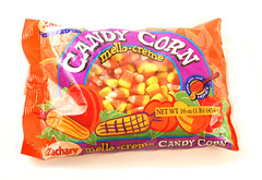 Zachary Candy Corn Bag