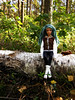 187 (Alrunia) Tags: nature dreadlocks forest outdoors doll handmade ooak barbie yarn mohair mackie hybrid dreads headswap fashiondoll mattel fashionistas reroot rebody restyle fashionfever 16thscale playscale bodyswap headmold makeupchic yarnreroot barbiedreadlocks barbiedreads