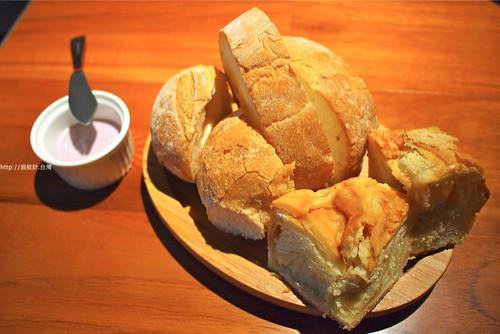 日光大道麵包早餐