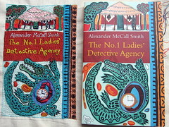 The No.1 Ladies Detective Agency by Embellisher