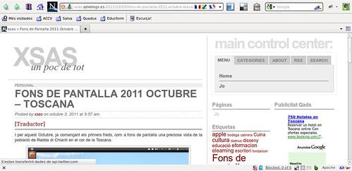 Recordant Netscape a Firefox