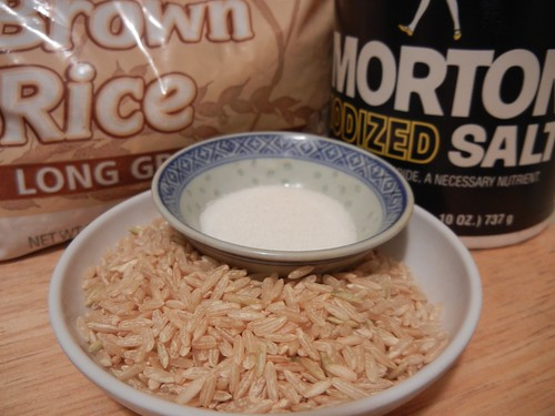 brown rice and salt : filipino moving in tradition