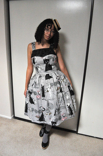 Ghoul Girl Dress5